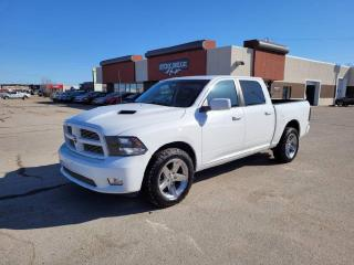 Used 2012 RAM 1500 Sport 4x4 Crew Cab Pickup 140.5 in. WB for sale in Steinbach, MB