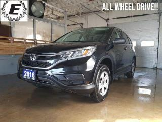 Used 2016 Honda CR-V LX ALL WHEEL DRIVE!! for sale in Barrie, ON