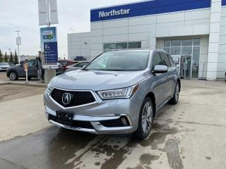 Used 2017 Acura MDX ELITEPACK/LEATHER/SUNROOF/NAV/BACKUPCAM for sale in Edmonton, AB