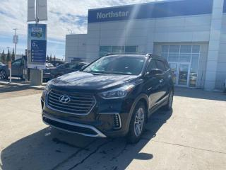 Used 2018 Hyundai Santa Fe XL PREMIUM/AWD/7PASS/XL/HEATEDSTEERINGANDSEATS/POWERSEAT/DUALCLIMATE for sale in Edmonton, AB