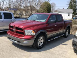 Used 2011 RAM 1500 OUTDOORSMAN for sale in Mount Brydges, ON