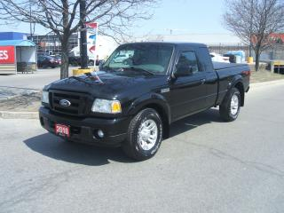 Used 2010 Ford Ranger SPORT    4X4 for sale in York, ON