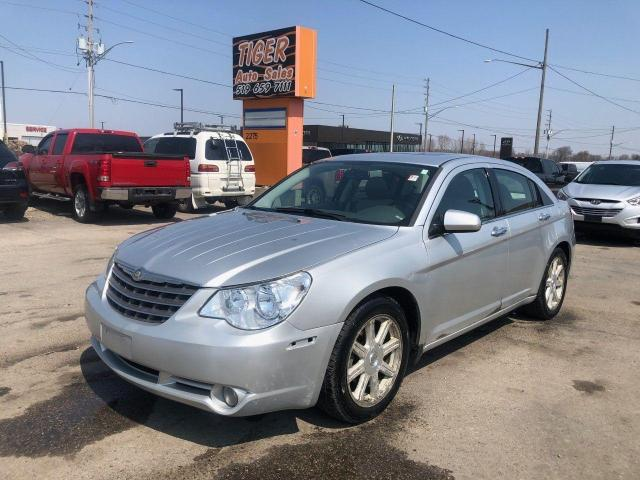 2008 Chrysler Sebring Limited*LEATHER*ONLY 136KMS*CERTIFIED