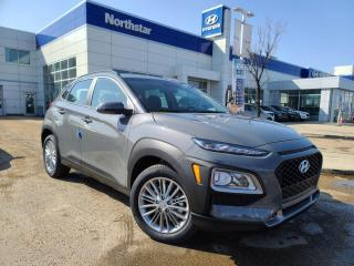 New 2021 Hyundai KONA PREFERRED AWD:APPLE CARPLAY/PROXY KEY/SAFETY PKG/HEATED SEATS AND STEERING for sale in Edmonton, AB