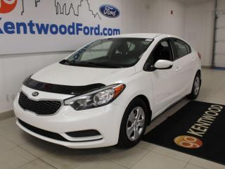 Used 2015 Kia Forte LX | Auto | One Owner | No Accidents | for sale in Edmonton, AB