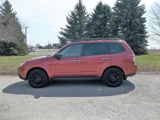 Used 2011 Subaru Forester 2.5X LIMITED AWD for sale in Thornton, ON