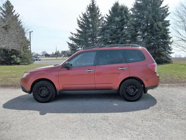 2011 Subaru Forester 2.5X LIMITED AWD