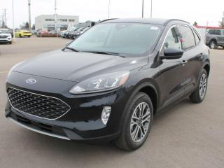 New 2021 Ford Escape SEL | Hybrid | AWD | NAV | Adaptive Cruise | Heated Seats for sale in Edmonton, AB