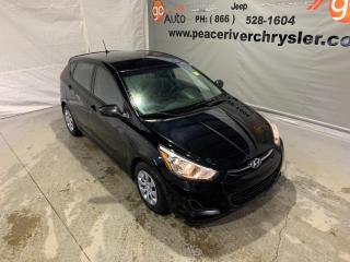 Used 2016 Hyundai Accent GL for sale in Peace River, AB