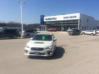 Used 2017 Subaru WRX Sport-tech for sale in Owen Sound, ON