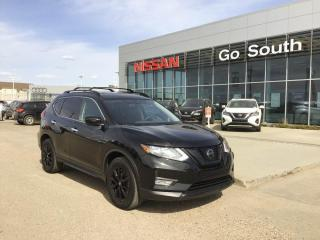 Used 2018 Nissan Rogue MIDNIGHT EDITION, AWD, NAVIGATION for sale in Edmonton, AB
