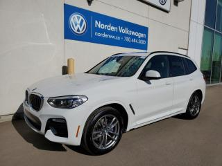 Used 2019 BMW X3 xDrive30i AWD - M Sport for sale in Edmonton, AB