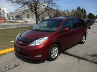 Used 2008 Toyota Sienna LE ~ POWER DOORS ~ LEATHER ~ HANDICAP ACCESSIBLE for sale in Toronto, ON