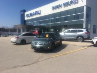 Used 2015 Subaru XV Crosstrek Limited / Eyesight for sale in Owen Sound, ON