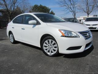 Used 2014 Nissan Sentra S for sale in Mississauga, ON