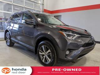 Used 2016 Toyota RAV4 XLE for sale in Red Deer, AB