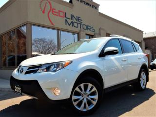 Used 2015 Toyota RAV4 Limited.Navigation.Camera.Leather.OneOwner for sale in Kitchener, ON