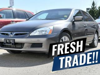 Used 2007 Honda Accord Sdn EXL V6 for sale in Red Deer, AB