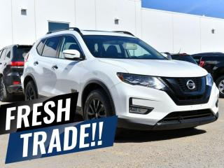 Used 2017 Nissan Rogue SV for sale in Red Deer, AB