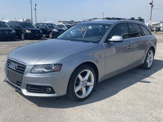 Used 2011 Audi A4 2.0T PREMIUM for sale in Tilbury, ON