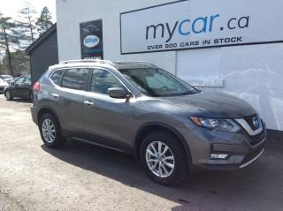 Used 2017 Nissan Rogue SV PANOROOF, HEATED SEATS, ALLOYS, BACKUP CAM!! for sale in Richmond, ON
