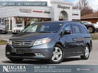 Used 2013 Honda Odyssey Touring for sale in Niagara Falls, ON