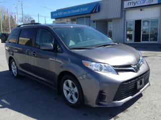 Used 2018 Toyota Sienna PWR DOORS, PWR HEATED SEAT, BACKUP CAM, ALLOYS!! for sale in Kingston, ON