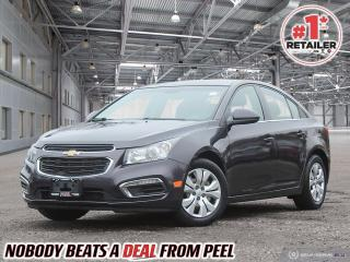 Used 2016 Chevrolet Cruze Limited LT 1LT for sale in Mississauga, ON