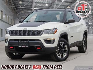 Used 2018 Jeep Compass Trailhawk for sale in Mississauga, ON