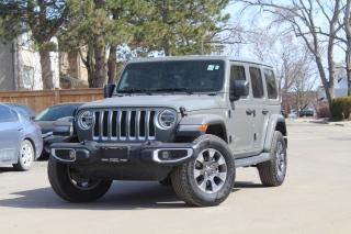 Used 2019 Jeep Wrangler Unlimited Sahara for sale in Mississauga, ON