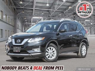 Used 2019 Nissan Rogue SV for sale in Mississauga, ON