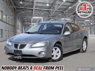 Used 2008 Pontiac Grand Prix Base for sale in Mississauga, ON