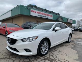 Used 2015 Mazda MAZDA6 GS! | AUTOMATIC! | ACCIDENT FREE! for sale in Bolton, ON