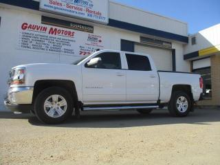Used 2017 Chevrolet Silverado 1500 LT LOADED POWER HEATED SEATS ETC for sale in Swift Current, SK