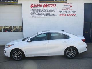 Used 2020 Kia Forte EX for sale in Swift Current, SK