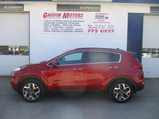 Used 2020 Kia Sportage EX for sale in Swift Current, SK