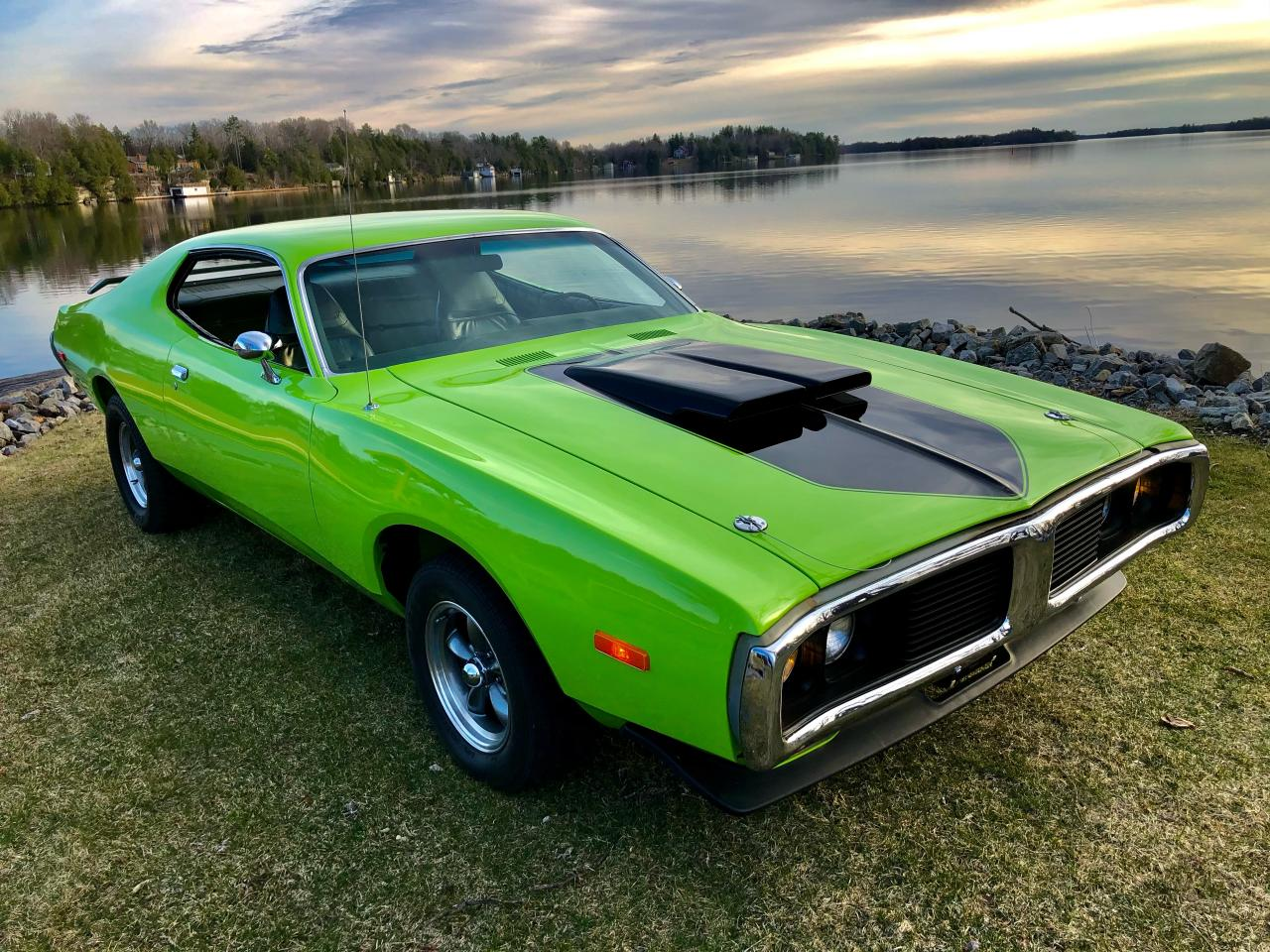1973 Dodge Charger Recent Restoration