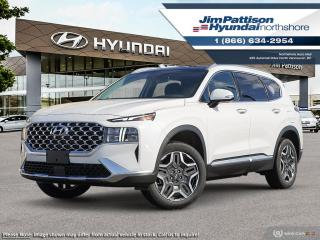 New 2021 Hyundai Santa Fe HEV Luxury for sale in North Vancouver, BC