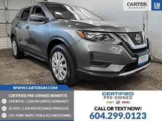 Used 2018 Nissan Rogue S for sale in Burnaby, BC