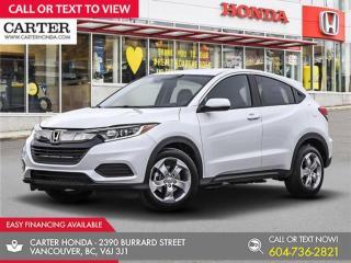New 2021 Honda HR-V LX for sale in Vancouver, BC