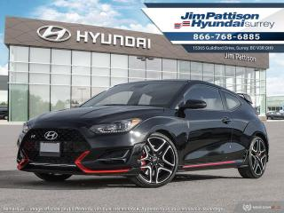 New 2021 Hyundai Veloster N for sale in Surrey, BC