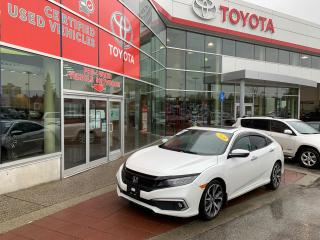 Used 2020 Honda Civic Touring for sale in Surrey, BC