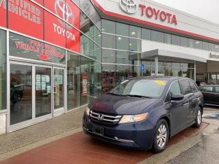 Used 2014 Honda Odyssey EX-L w/RES for sale in Surrey, BC