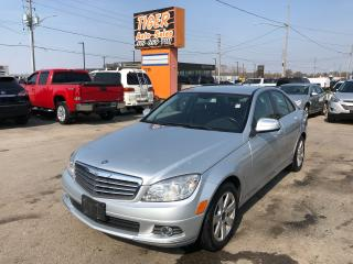 Used 2009 Mercedes-Benz C-Class C230*4MATIC*AWD*ONLY 113KMS*CERTIFIED for sale in London, ON