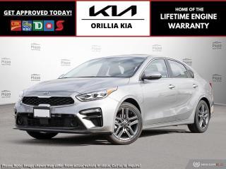 New 2021 Kia Forte EX Premium for sale in Orillia, ON