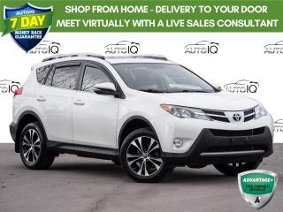 Used 2015 Toyota RAV4 XLE Sunroof  |  Navigation   |   All Wheel Drive! for sale in St Catharines, ON