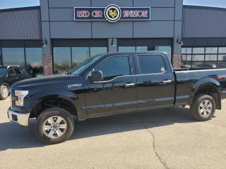 Used 2016 Ford F-150 4WD SuperCrew 145  XLT for sale in Thunder Bay, ON