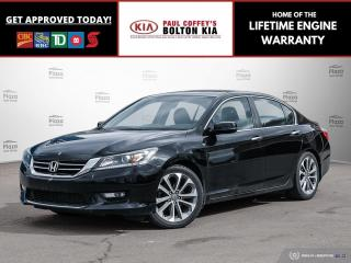 Used 2014 Honda Accord Sport for sale in Bolton, ON