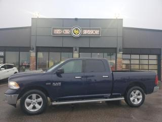 Used 2016 RAM 1500 4WD Crew Cab 149  SLT for sale in Thunder Bay, ON