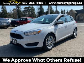 Used 2016 Ford Focus SE for sale in Guelph, ON